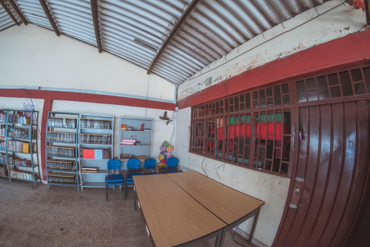 Ocho bibliotecas públicas de Ibagué recibirán mantenimiento y mejoramiento en su infraestructura. 1