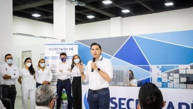 Alcalde Hurtado habilitó nueva sede de la Secretaría de Salud Municipal. 4