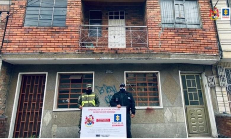 Fiscalía ocupó bienes de Policías y particulares. 5