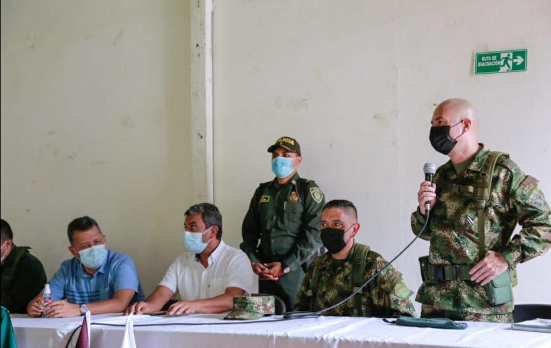 Millonarias recompensas anuncia el gobierno departamental por cabecillas de grupos que delinquen en el sur del Tolima. 1