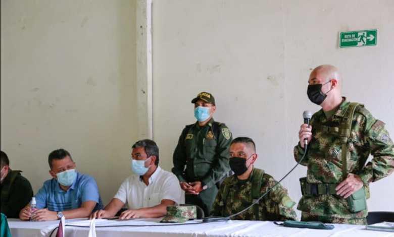 Millonarias recompensas anuncia el gobierno departamental por cabecillas de grupos que delinquen en el sur del Tolima. 2