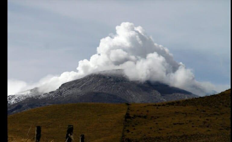 El Tolima comprometido con la postulación del Geoparque Volcánico del Ruiz ante la Unesco. 1