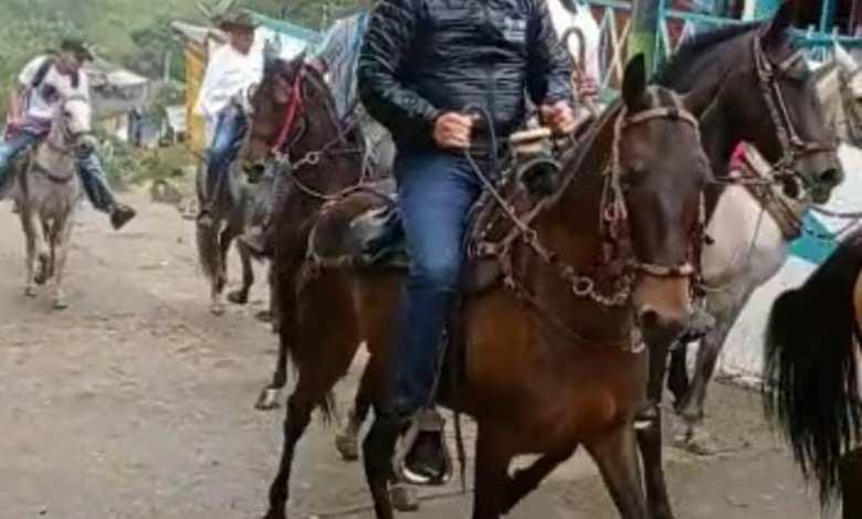 Ricardo Orozco, el gobernador trochero. 6