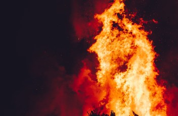 fire tall(mini)