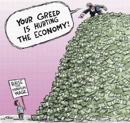 Το σκίτσο που κοινοποίησε ο Βαρουφάκης μετά από το επεισοδιακό Eurogroup