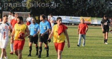 Αποτελέσματα αγώνων ΕΠΣ Μακεδονίας 20-5-2018
