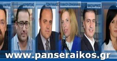Ορκωμοσίες στους δήμους των Σερρών_Νέος Δήμαρχος Βισαλτίας