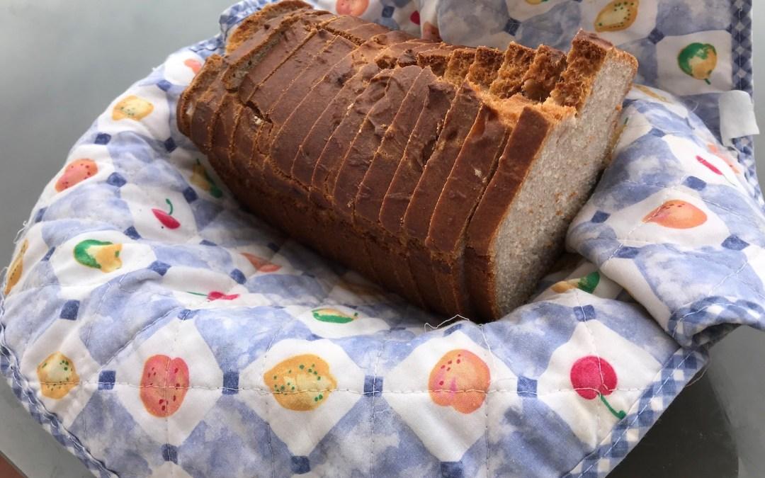 Pan brioche sin gluten