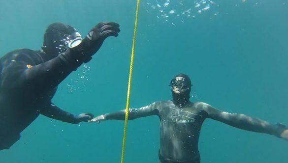 Coaching & Freediving – Daniel Bichsel