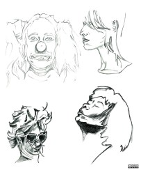Portraits (graphite-3)