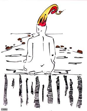 Maquette (Méditation) - 3