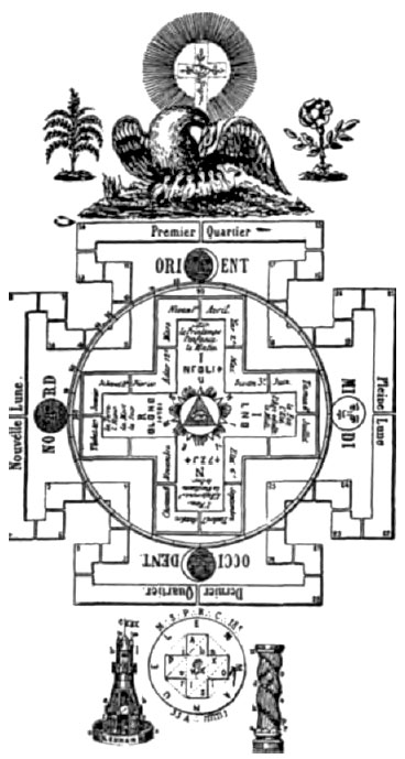 new jerusalem diagram auto electrical wiring rosicrucian tradition website