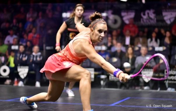 Turniej squash - US OPEN