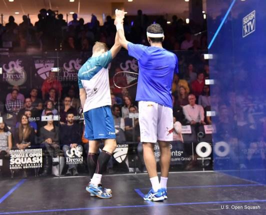 elshorbagy na turnieju squash US OPEN