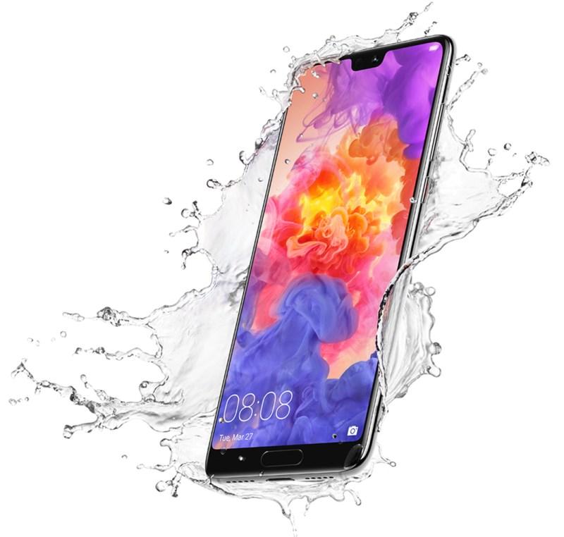 Naprawa wymiana zalany telefon Huawei osuszenie
