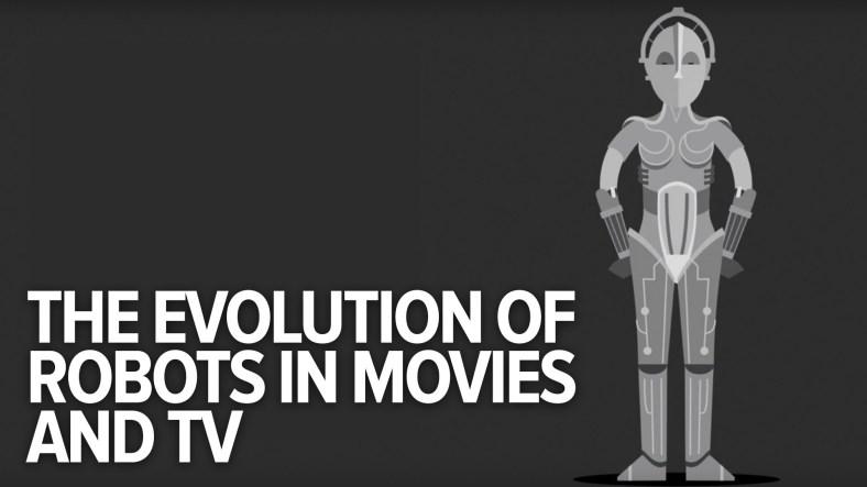 100 anys de robots