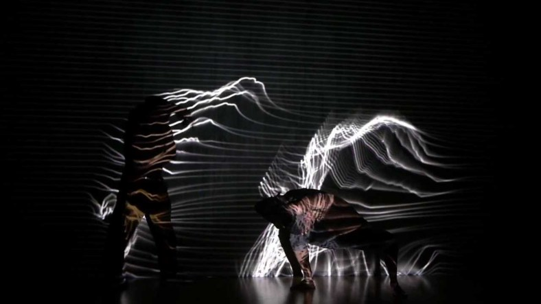 Breakdance amb Kinect: Flow 1