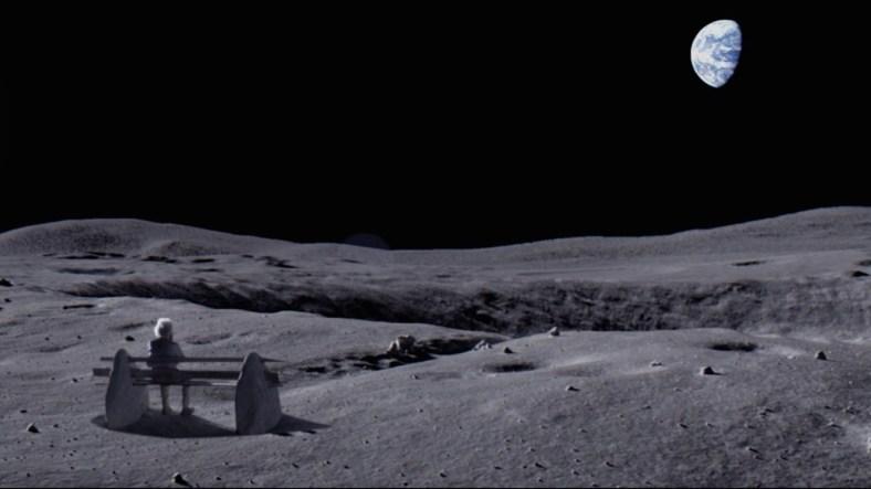Des de la lluna amb melancolia: ManOnTheMoon