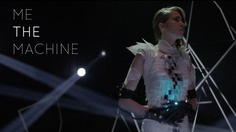 Els Guants Mi.Mu de Imogen Heap fan música: Me The Machine