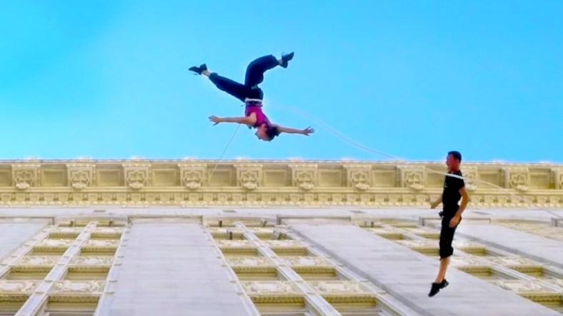 GoPro en la dansa: Waltz on the Wall