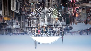 Un passeig capgirat per Shangai