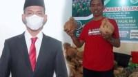 KISAH INSPIRATIF: 29 Tahun Berjualan Kelapa, Suwarno Dipercaya Jadi Dirut Perumda Pasar Medan