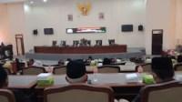 Bupati Jelaskan Penurunan PAD 20% Dalam Rapat Paripurna DPRD Sampang