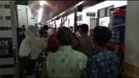Pencari Keadilan di PN Medan Histeris, Anak Pemohon Luka Lebam Namun Prapid Ditolak