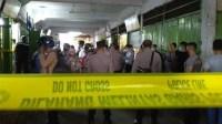 Perampok Toko Emas di Pajak Simpang Limun Medan Tewas Ditembak