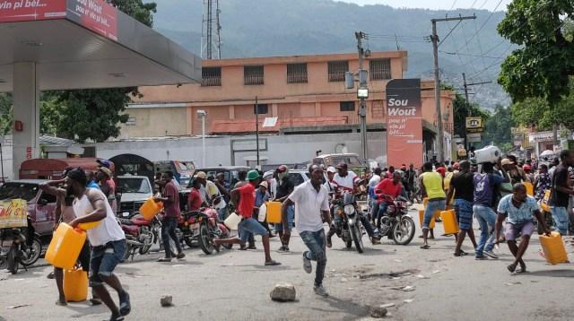 Warga Haiti Lakukan Aksi Mogok Massal untuk Protes Kondisi Keamanan di Negaranya