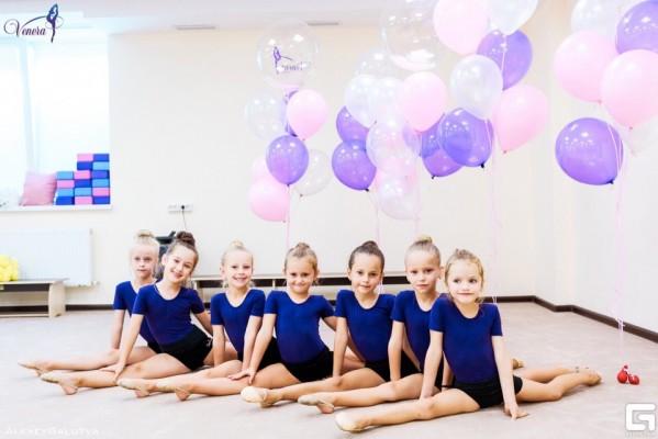 ДЮСШ №3 г. Горловка проводит набор девочек для занятий эстетической гимнастикой