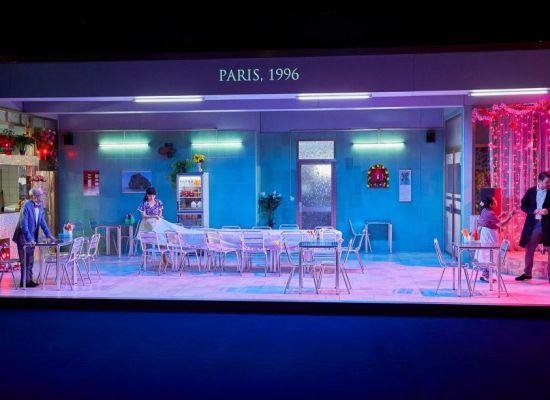 SAIGON | Caroline Guiela Nguyen 71ème edition du Festival d'Avignon 2017© Christophe Raynaud De Lage