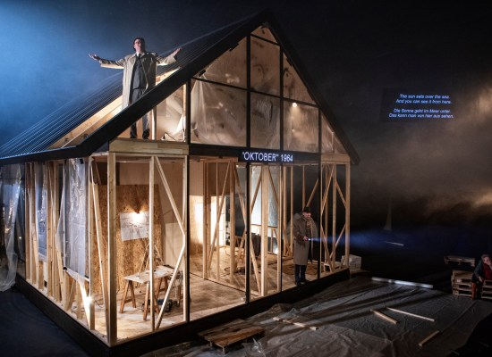 Schaubühne am Lehniner Platz | F.I.N.D. 2017 Festival Internationale Neue Dramatik