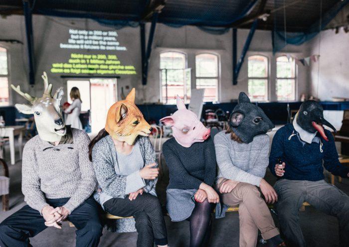 10.06.17 Hannover: Theaterformen Festival 2017, TRI SESTRE DREI SCHWESTERN von Anton Tschechow Foto: Moritz Küstner