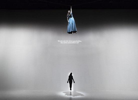 NATURA E ORIGINE | Romeo Castellucci | Festival FIND Schaubühne 2016 - 2 © Gianmarco Bresadola