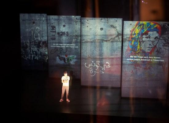 VÖGEL | Burkhard C Kominski | Burgtheater Wien | 10/2019 © Johannes Traun