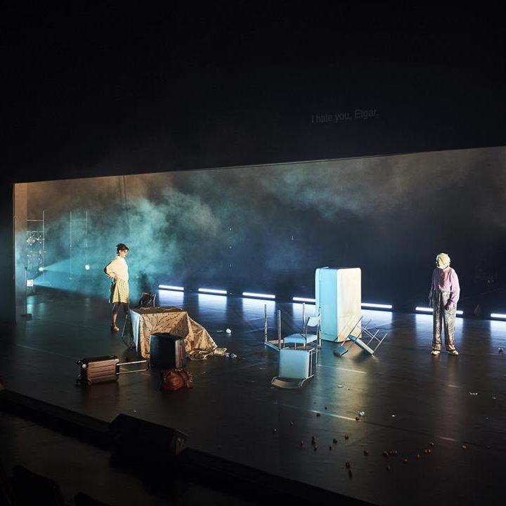 VÖGEL | Stefan Bachmann | Schauspiel Köln | 09/2019 © Tommy Hetzel