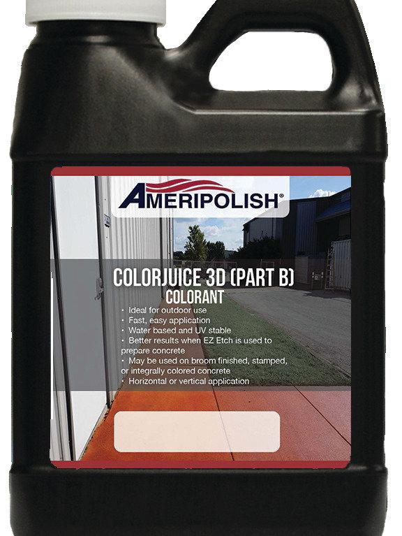 Ameripolish – Color Juice 3D Colorant Concentrate (Part B)