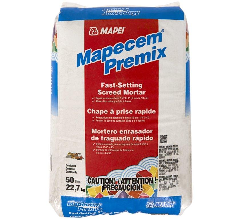 Mapei Mapecem Premix 50lb Bag