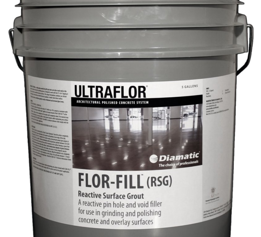 Diamatic Flor-Fill 5 Gallon Pail