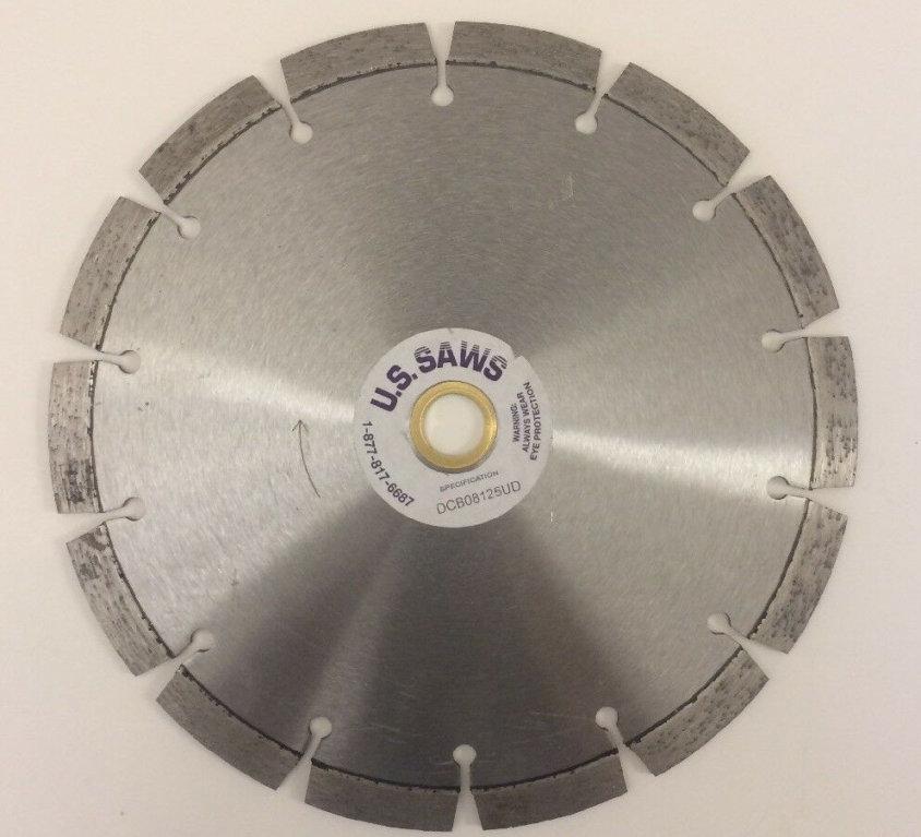 US Saws – Supreme Dry Concrete Blade