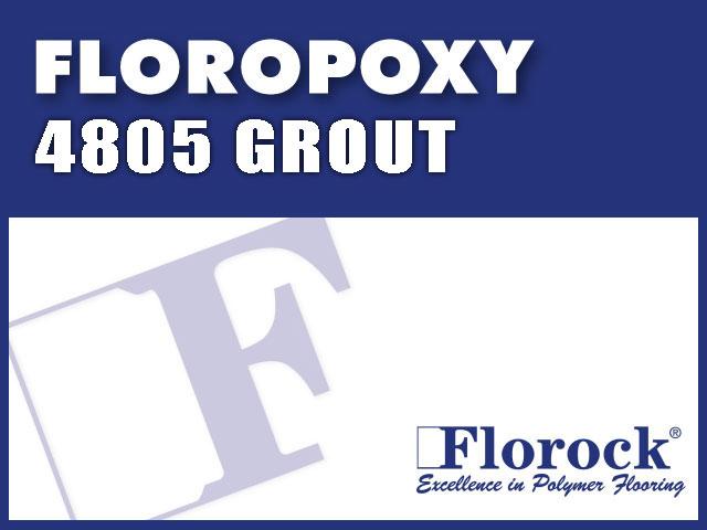Florock – Floropoxy 4805 Grout Coat Clear