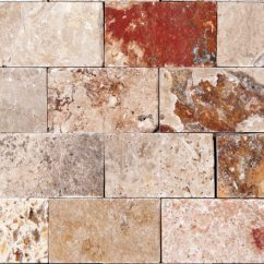 Travertine Kitchen Backsplash Cabinets Tucson Install Mosaic Tile Mosaics Curved All ...