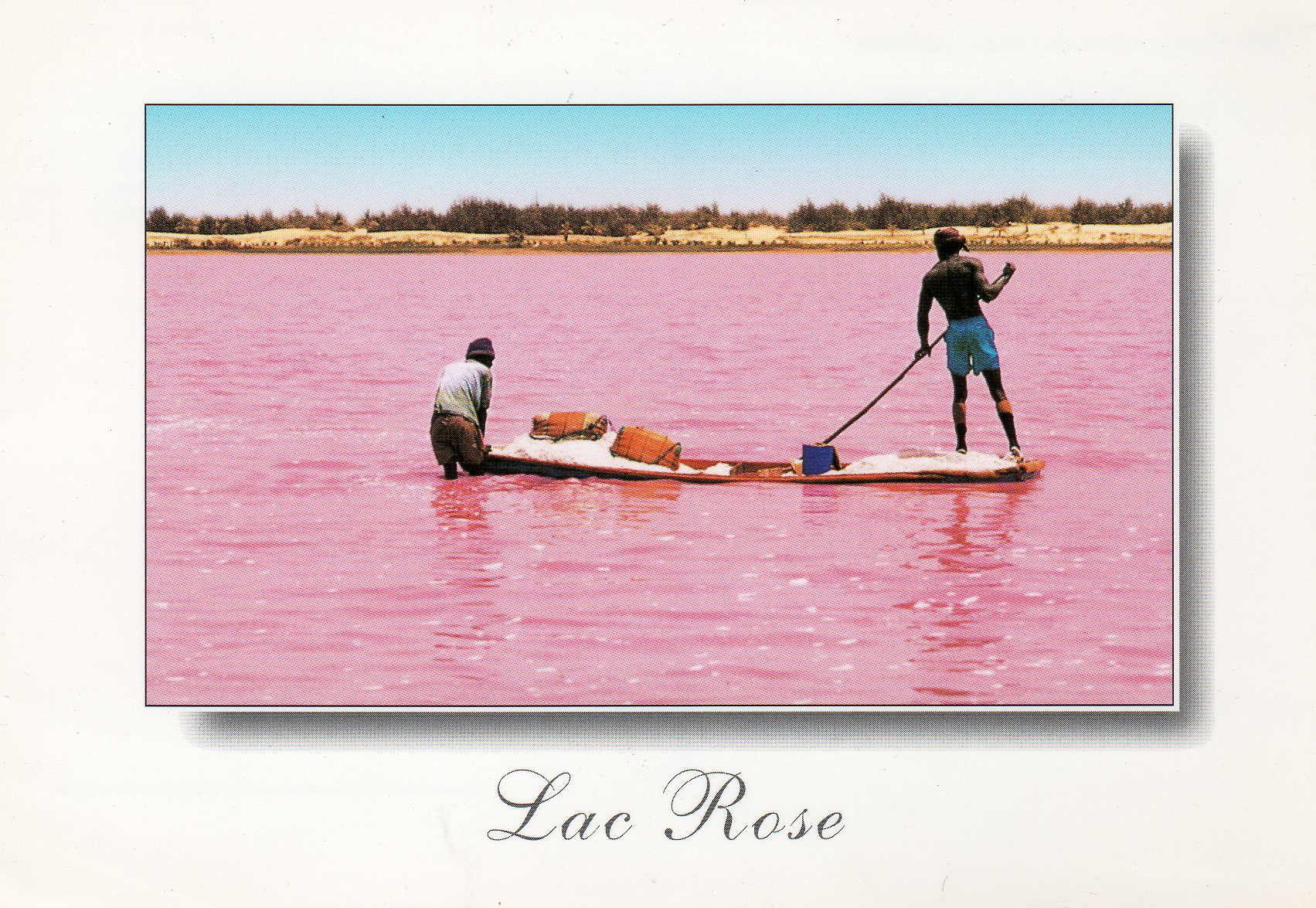 Vibrations Africaines au bord du Lac Rose