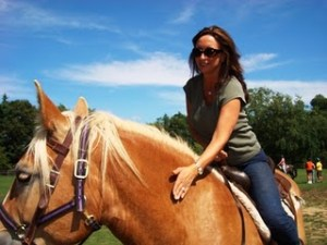 Horse @ Bald Rock