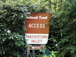 Cold Mountain Trail Head Closed 8/3 - 8/14
