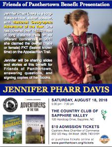 Jennifer Pharr Davis Poster