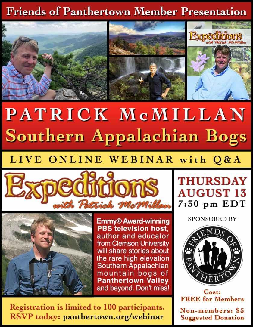 Patrick McMillan Webinar August 13