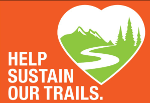Click here to help sustain our trails.