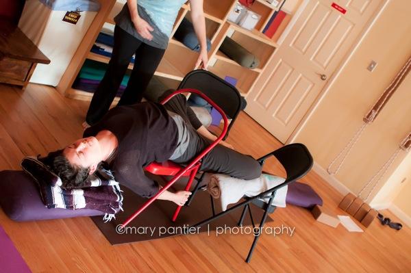 20110513 De West Yoga Day 2 pm 56